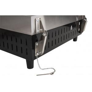CAPOT POUR PLANCHA 2B - Accessoire, indispensable pour la propreté et la sécurité.