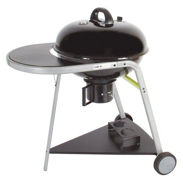 TONINO 2 - Barbecue au charbon, sobre et performant.