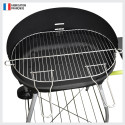 ISY FONTE 1 - Barbecue au charbon, compact et efficace.