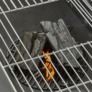 EASY 60 - Barbecue au charbon, simple et innovant