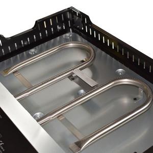 FINESTA 2B - Plancha au gaz, performante et design