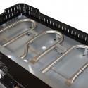 FINESTA 3B - Plancha au gaz, élégante et puissante