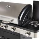 FIDGI 4 - Barbecue au gaz, puissant et élégant.