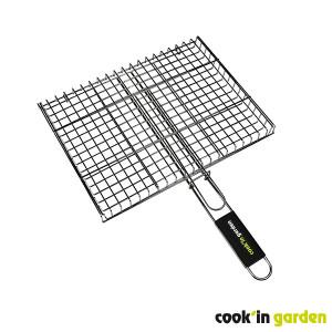 Accessoires - Grille cage avec 1 poignée.